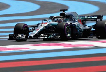 Fórmula 1: Hamilton arrasa en Paul Ricard