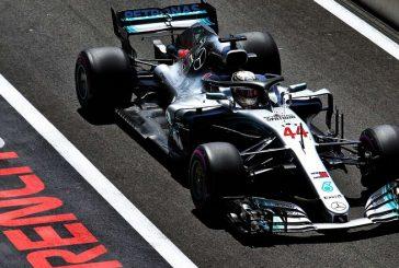 Fórmula 1: El viernes fue de Hamilton