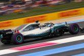 Fórmula 1: Paseo de Hamilton en Francia
