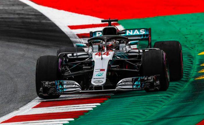 Fórmula 1: Hamilton se queda con los Libres2