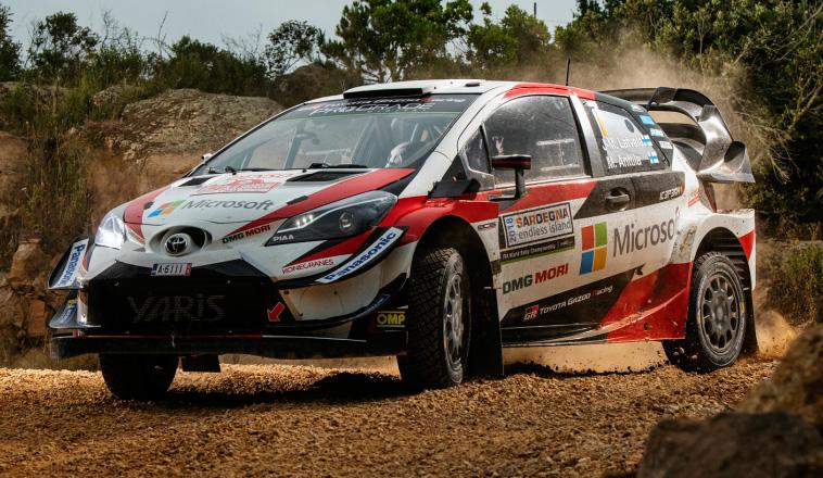 WRC: Latvala lidera el shakedown del Rally de Italia-Cerdeña