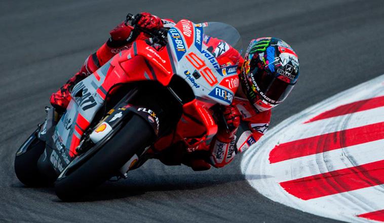 MotoGP: ¿Quién frena a Jorge Lorenzo y su Ducati?