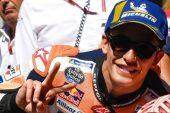 MotoGP: Márquez estrena pole de Assen