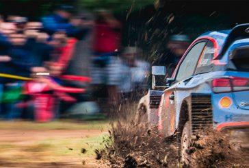 WRC: Mikkelsen no afloja