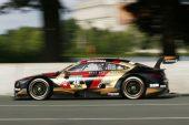 DTM: Mortara encabeza el doblete de Mercedes en Norisring