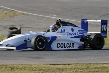 F2.0: Moscardini dueño de la velocidad en Rafaela