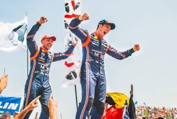 WRC: Infartante final en Italia