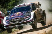 WRC: Ogier perdió terreno y Neuville se acerca