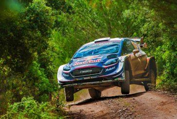 WRC: Neuville y Ogier, cabeza a cabeza