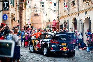 WRC: Ogier toma el liderazgo en Italia