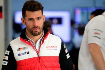 WEC: «Pechito» larga segundo en Le Mans