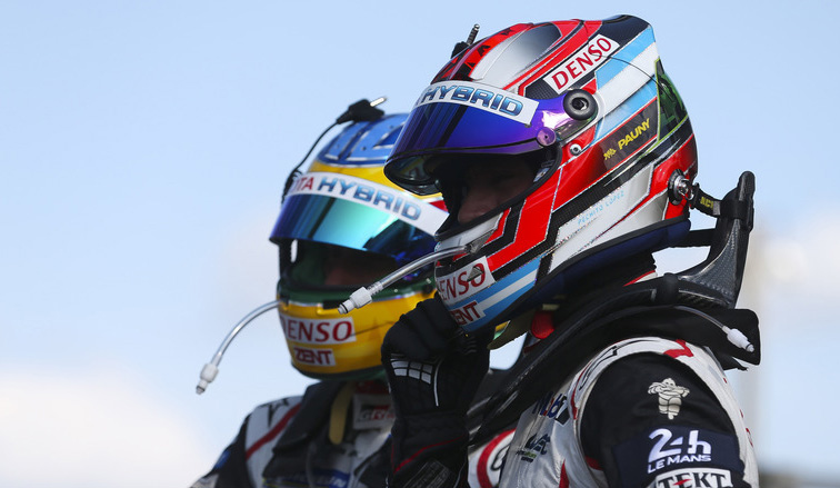 "WEC: Podio para ""Pechito"" López en Le Mans"