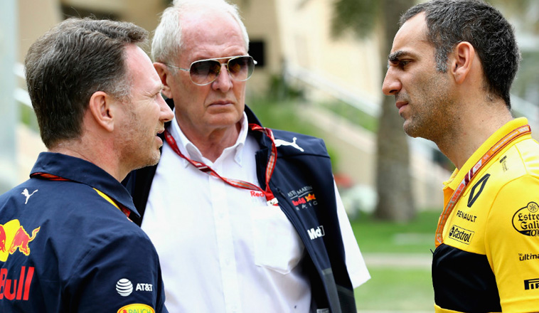 F{ormula 1: Renault se harta de Red Bull y le da un ultimátum