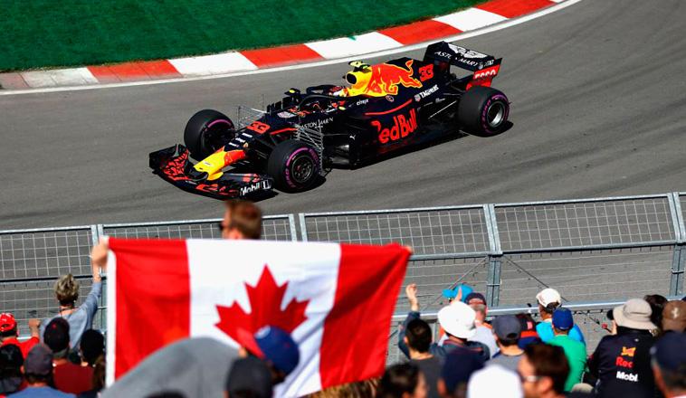 Fórmula 1: Verstappen se reivindica con el mejor tiempo en los Libres1