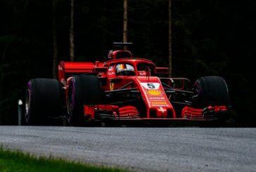 Fórmula 1: Sancionaron a Vettel