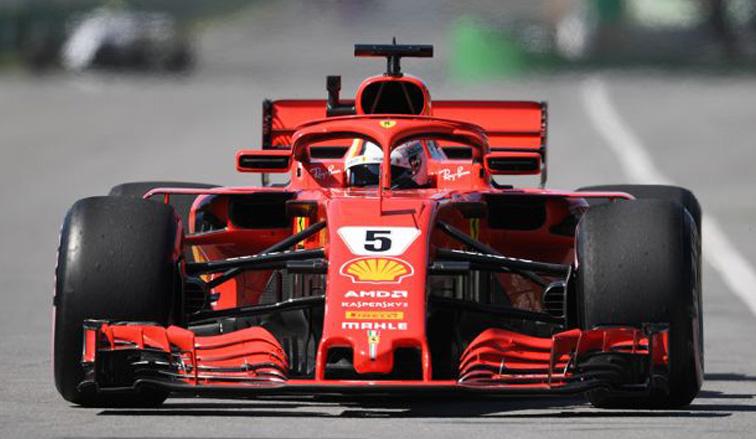 Fórmula 1: Vettel se quedó con la pole canadiense