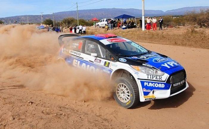 Rally Argentino: Villagra y su primera vez en La Rioja