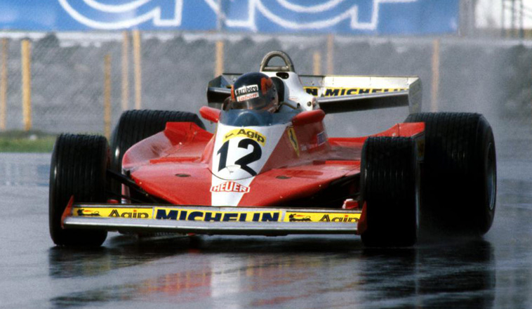 Fórmula 1: Villeneuve pilotará el Ferrari de su padre en Canadá