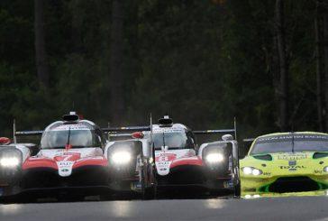 WEC: «Pechito» se mantiene segundo en Le Mans