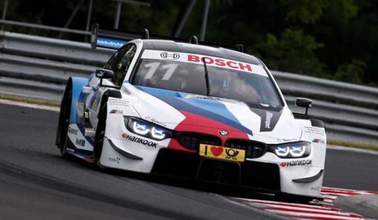 DTM: Wittmann gana y BMW mete «triplete»