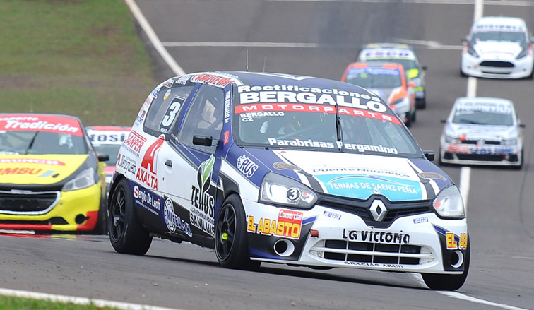 TN C2: Bergallo se llevó la final