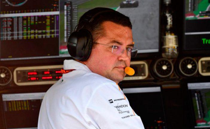 Fórmula 1: Eric Boullier se fué de McLaren
