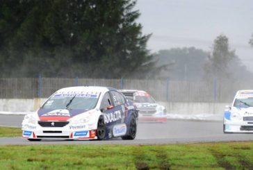 TC2000: Lima Capitao y su Peugeot 408 festejaron en La Plata
