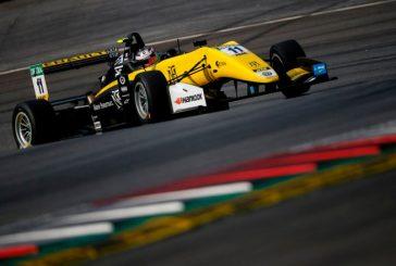 F3 Europea: Fenestraz finalizó 12º en la primera clasificación