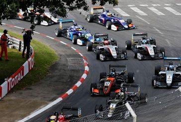 F3 Europea: Sacha Fenestraz terminó 17º