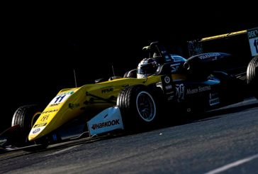 F3 Europea: Sacha Fenestraz clasificó 18º