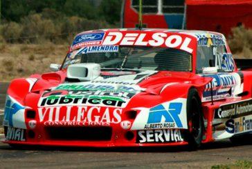 TC: Gianini lideró el 1-2-3 de Ford en la primera clasificación