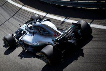 Fórmula 1: Brillante pole de Hamilton ante su público