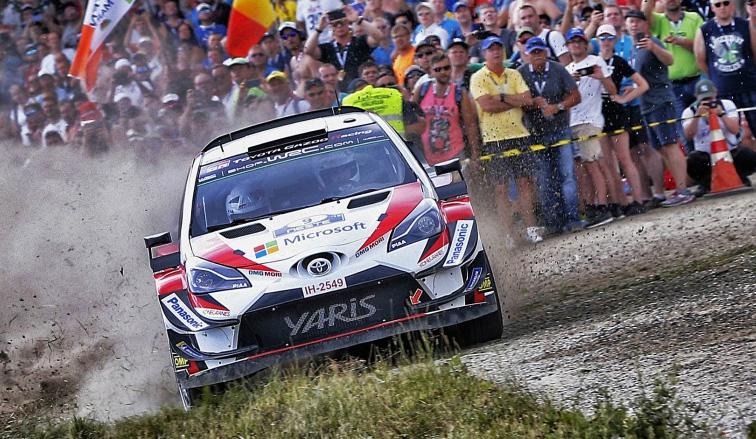WRC: Lappi corta la racha de Tänak