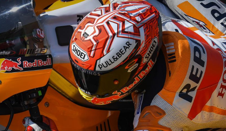MotoGP: Pole y récord para Márquez