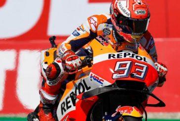 MotoGP: Márquez gana una impresionante carrera