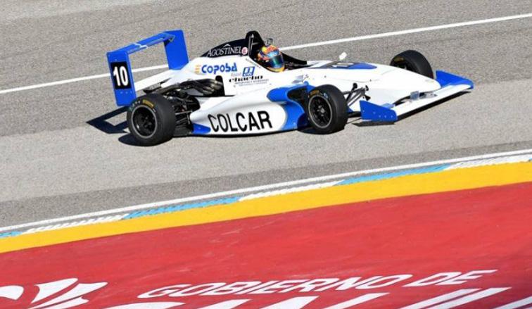 F2.0: Moscardini se llevó la segunda