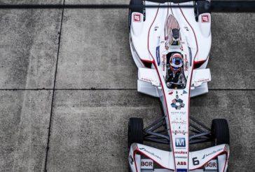 """Fórmula E: """"Pechito"""" clasificó 7mo"""