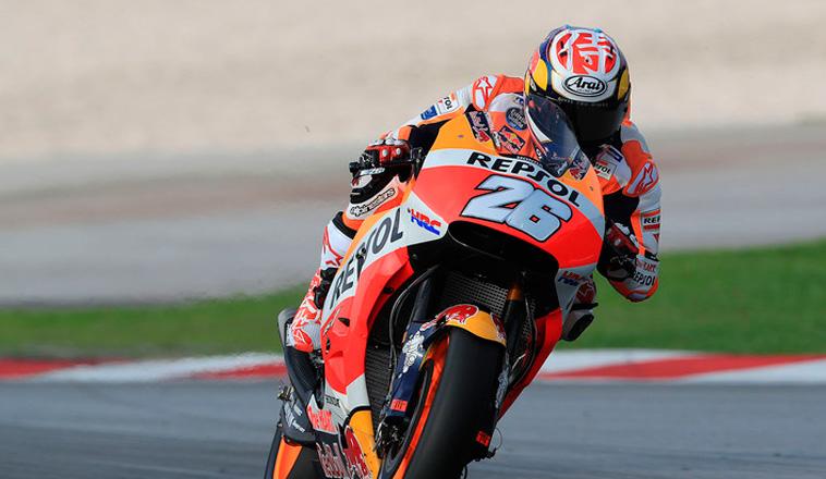 MotoGP: Pedrosa anunciará su futuro en Alemania