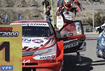 STC2000: Rossi y Toyota festejaron a lo grande