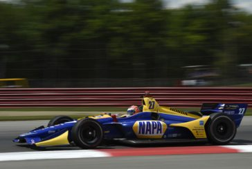Indy Car: Rossi gana en Mid-Ohio