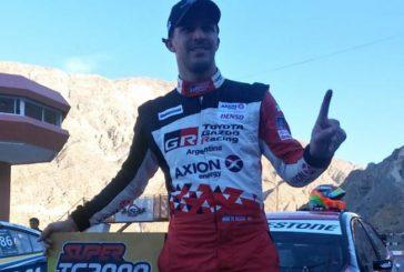 STC2000: Rossi se lució con la pole