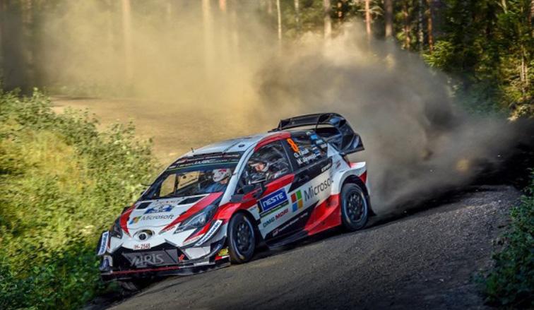 WRC: Tänak gana con autoridad el Rally de Finlandia