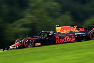 Fórmula 1: Verstappen obtiene la victoria en el  Red Bull Ring