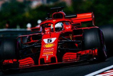 Fórmula 1: Vettel al frente en los Libres2