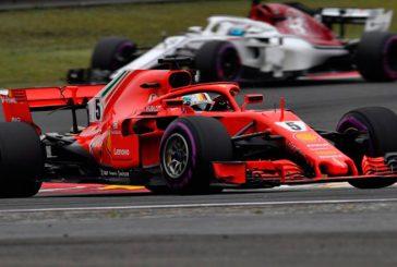 Fórmula 1: Vettel lideró los Libres2; Alonso terminó en el 6to puesto