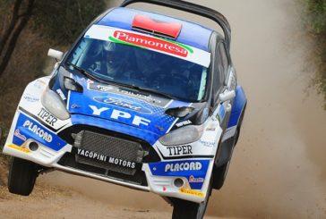 Rally Argentino: Villagra quiere otra más
