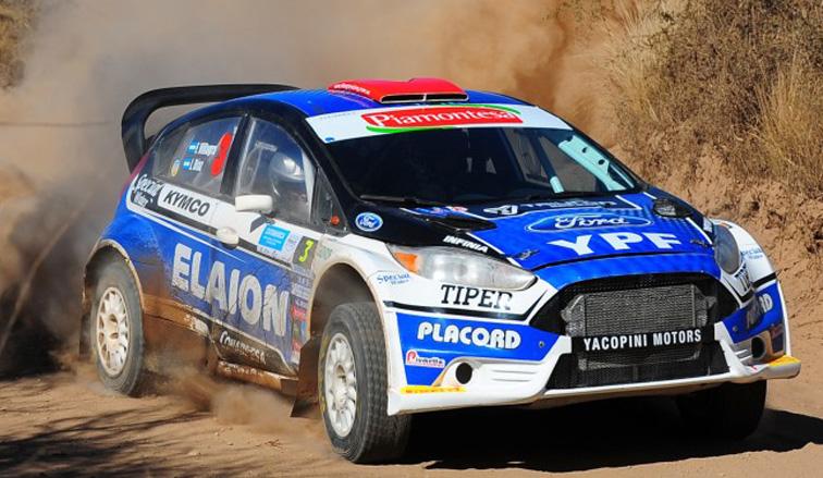 """Rally Argentino: Villagra y su octavo """"Poncho"""""""