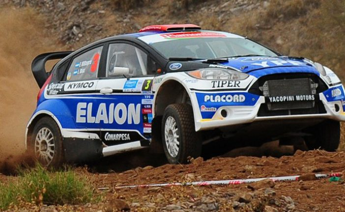 Rally Argentino: Villagra el especialista