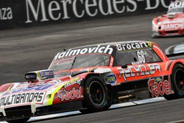 TC: Werner se quedó con la pole en Rafaela