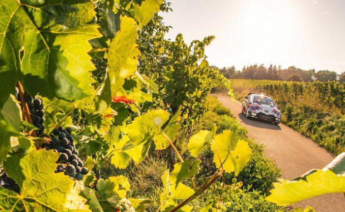 WRC: Tänak y su segunda victoria consecutiva